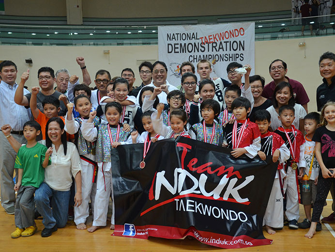 INDUK Taekwondo - Competitions